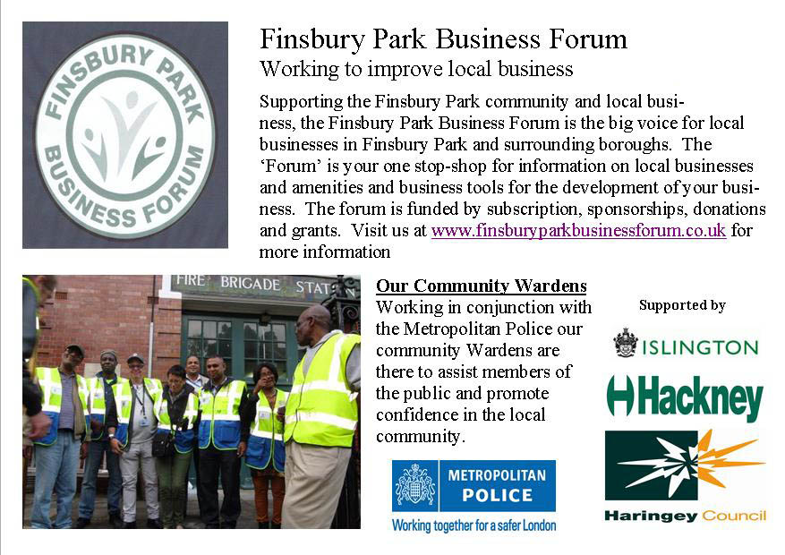 HOME  PAGE Finsbury Park Business Forum01